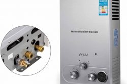 guellin lng calentador de agua a gas natural
